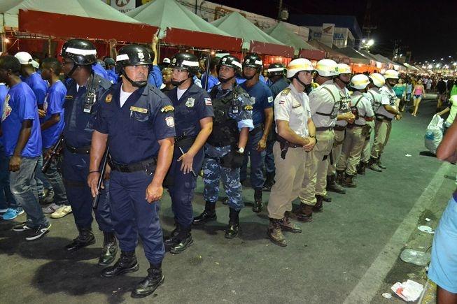 Cerca de 115 homens e mulheres da Guarda Municipal de Feira de Santana serão escalados